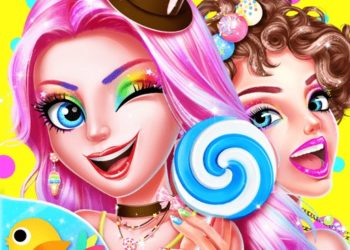 Candy Makeup Party Salon for PC download