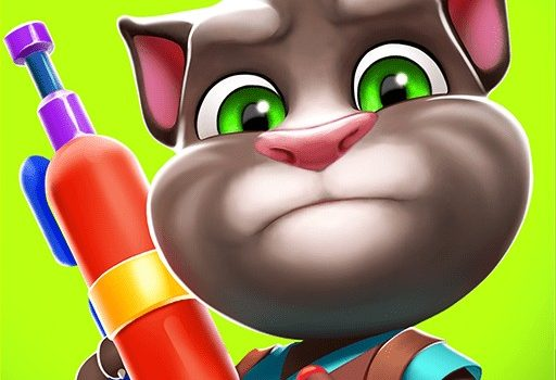 Talking Tom Camp for PC download